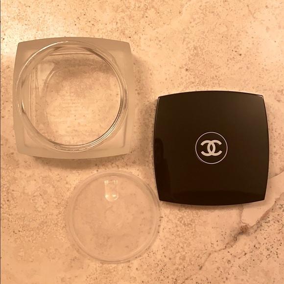 CHANEL Empty Glass Body Cream 0.5 oz Jar